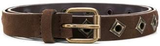 Philosophy di Lorenzo Serafini adjustable buckle belt