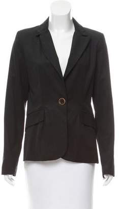 Ulla Johnson Tailored Notch-Lapel Blazer