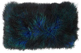 Aviva Stanoff Triple Dipped Mongolian Fur Solstice Pillow