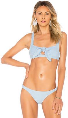 Suboo Bow Bralette Bikini Top