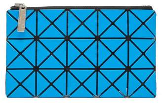 Bao Bao Issey Miyake Prism Top Zip Pouch - Womens - Blue