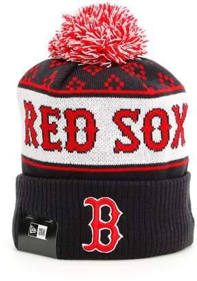 Marcelo Burlon County of Milan Red Sox Pom Pon Hat