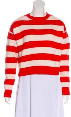 Diane von Furstenberg Long Sleeve Wool Sweater