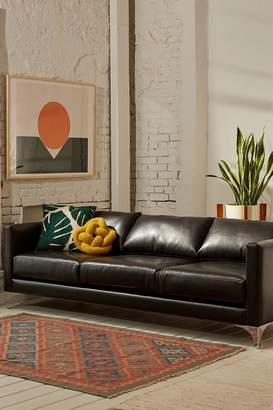 Chamberlin Recycled Leather Sofa