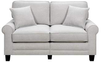 "Beachcrest Home Buxton 61"" Rolled Arm Loveseat"