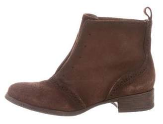 Elizabeth and James Brogue Ankle Boots