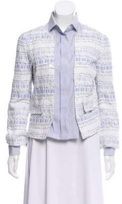Dolce & Gabbana Long Sleeve Knit Jacket