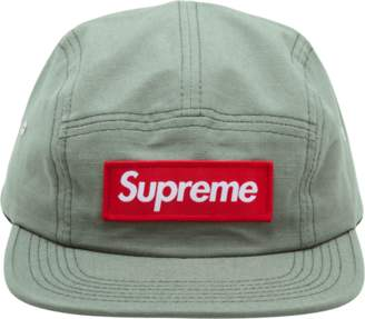 Supreme Military Camp Cap - 'SS 11' - Assorted/Olive
