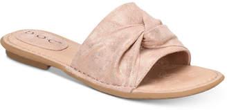 b.ø.c. Haley Flat Sandals