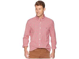 Vineyard Vines Carleton Gingham Classic Tucker Shirt
