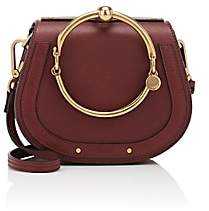 Chloé Women's Nile Small Leather Crossbody Bag-Red