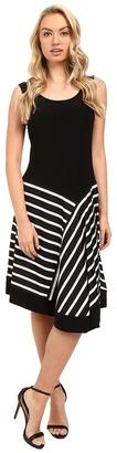 Christin Michaels Maille Tank Dress $68 thestylecure.com