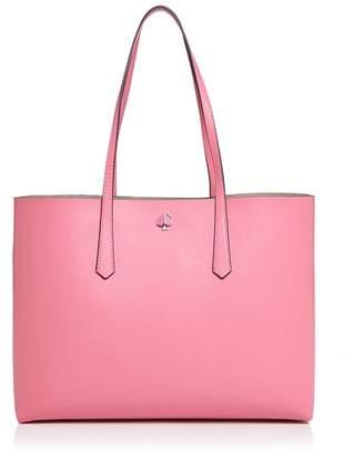 Kate Spade Large Leather Tote Bag