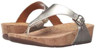 FitFlop The Skinny Metallic Women's Sandals