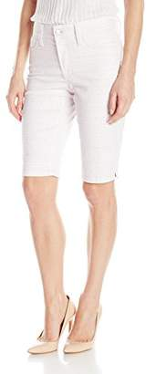 NYDJ Women's Christy Bermuda Short