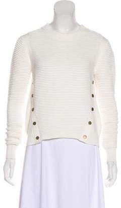 Veronica Beard Knit Long Sleeve Sweater