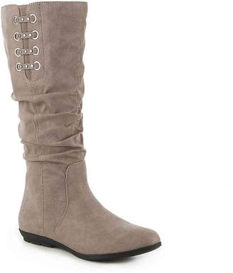 White Mountain Cliffs by Fiona Wide Calf Boot - Women's