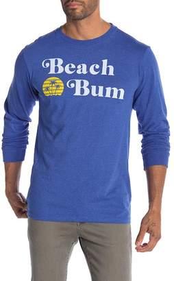Kid Dangerous Beach Bum Long Sleeve Tee