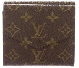 Louis Vuitton Vintage Monogram Elise Wallet