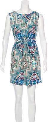 Alberto Makali Printed Shift Dress