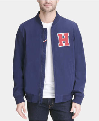 Tommy Hilfiger Men Varsity Bomber Jacket