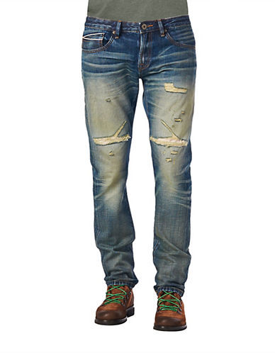 Cult Of Individuality Cult Of Individuality Rocker Slim McCoy Wash Jeans