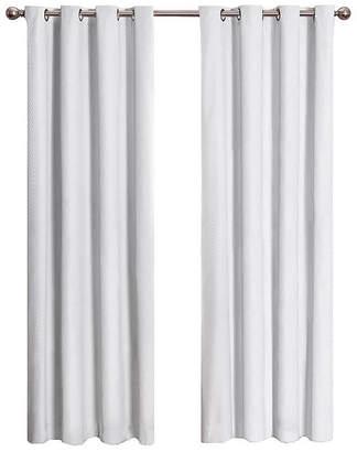 Eclipse Cassidy Blackout Grommet-Top Curtain Panel
