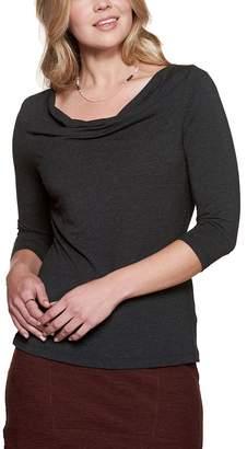Toad&Co Bel Canto 3/4 Drape Neck Shirt - Women's