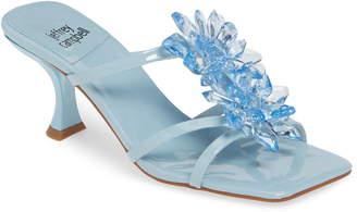 Jeffrey Campbell Strappy Slide Sandal