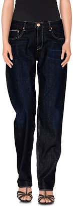 Care Label Denim pants - Item 42477150GJ