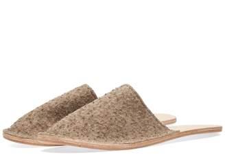 Maple Casentino Wool Slipper