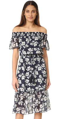 Moon River Floral Dress $100 thestylecure.com