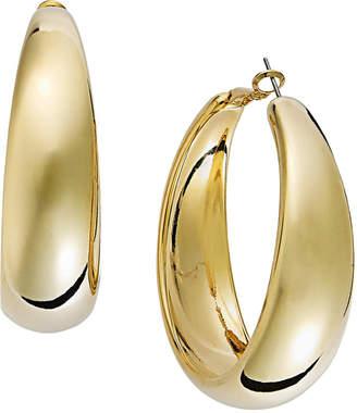 "Thalia Sodi Thalia Gold-Tone Large 2"" Hoop Earrings"