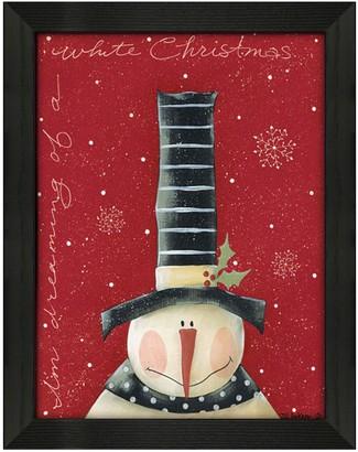 Timeless Frames ''White Christmas'' Framed Wall Art
