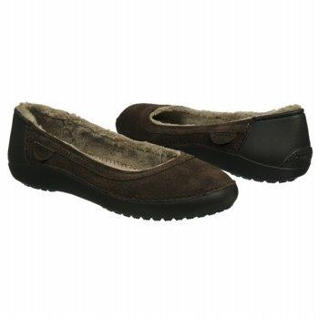 Crocs Women's Berryessa Suede Flat