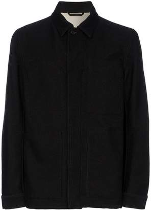 Ann Demeulemeester Front Pocket Wool Blend Jacket