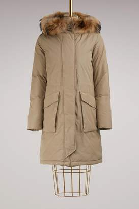 Woolrich Racoon Military parka