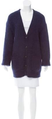 MICHAEL Michael Kors Textured Knit Cardigan
