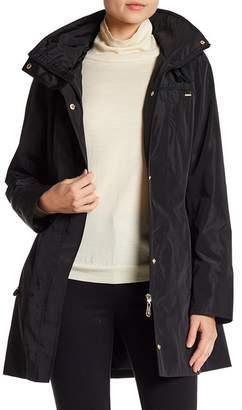 Ellen Tracy Packable Raincoat $200 thestylecure.com
