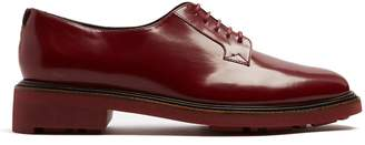 CLERGERIE Jonko lace-up leather derby shoes
