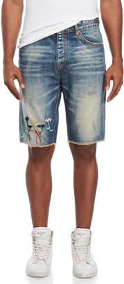 Billionaire Boys Club Solar Denim Shorts