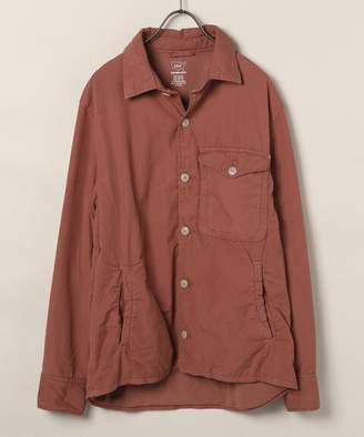 SAVE KHAKI UNITED (セーブ カーキ ユナイテッド) - Save Khaki United Sku Supima Fleece Lined Shirt Jacket