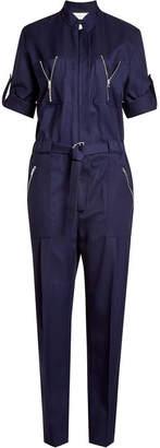 Victoria Beckham Wool Jumpsuit