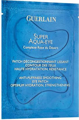 Guerlain Super Aqua-Eye Anti-Puffiness/Smoothing Eye Patch