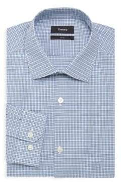 6d407bf0992 Theory Dover Check Dress Shirt