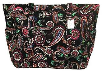 Vera Bradley Get Carried Away Tote Extra Large