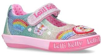 Lelli Kelly Kids Rainbow Sparkle Shoes