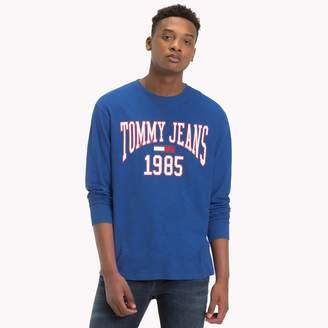 Tommy Hilfiger Long-Sleeve Collegiate T-Shirt