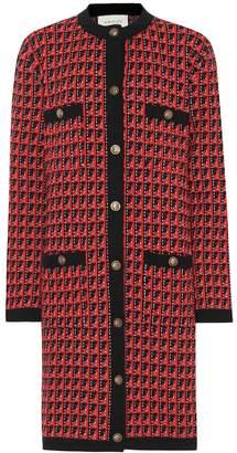 Gucci Geometric jacquard cardigan