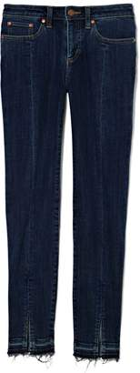 Vince Camuto Seamed Skinny Jeans